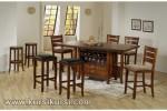 Interior Minimalis Set Kursi Meja Makan Minimalis ( KKS 136 )