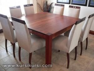 Model Minimalis FUrniture Set Kursi Meja Makan Minimalis