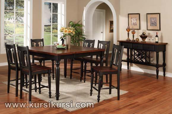 Pilihan Furniture Set Kursi Meja Makan Minimalis