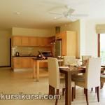 Pusat Furniture Set Kursi Meja Makan Kursi Jok Full