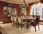Set Kursi Makan Desain Klasik Furniture Kode ( KKS 254 )