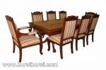 Set Kursi Meja Makan 8 Kursi Sofa Kode ( KKS 370 )