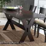 Set Kursi Meja Makan Minimalis Untuk Rumah