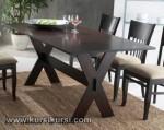 Set Kursi Meja Makan Minimalis Untuk Rumah Kode ( KKS 454 )