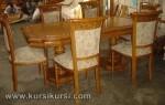 Set Kursi Meja Makan Salina Kerawang Kode ( KKS 460 )