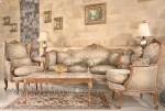 Desain Set Kursi Tamu Sofa Kode (KKS 583 )