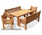 Furniture Jepara Balmoral Kayu Jati Kode ( KKS 867 )