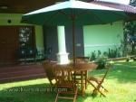 Furniture Taman Kursi Makan Set Untuk Taman Kode ( KKS 871 )
