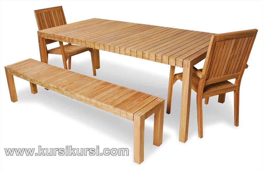 Garden Furniture Jepara Lara Kayu Jati Jepara Modern