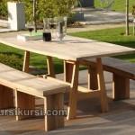 Garden Furniture Jepara Set Kursi Makan Kayu Jati