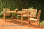 Garden Furniture Set Kursi Taman Jepara Kode ( KKS 879 )