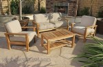 Garden Furniture Sofa Set Kursi Taman Jepara Kode ( KKS 882 )