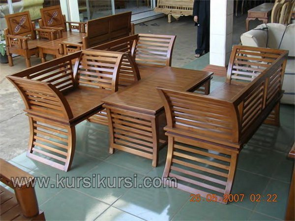 Jari Jari Furniture Set Kursi Tamu Minimalis