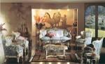 Jepara Furniture Sofa Set Kursi Meja Tamu Blue Version Kode ( KKS 529 )