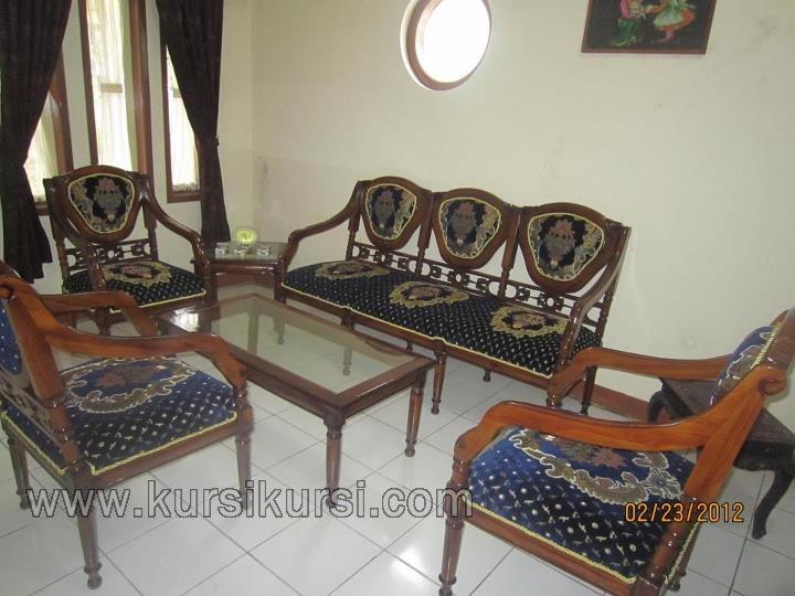 Klasik Furniture Set Kursi Tamu Jati jepara