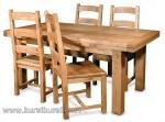 Kursi Kayu Jati Jepara Pilihan Furniture Garden Set Jepara Kode ( KKS 884 )