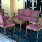 Kursi Tamu Ukiran Jepara Model Sofa