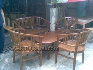 Mebel Palembang Set Kursi Tamu Minimalis