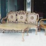 Mebel Surabaya Set Kursi Tamu Hongkong Mawar