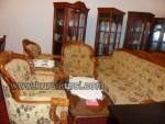 Mesir Set Sofa Tamu Kayu Jati Kode ( KKS 606 )