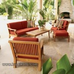 Model Furniture Kursi Set Taman Sofa Jepara