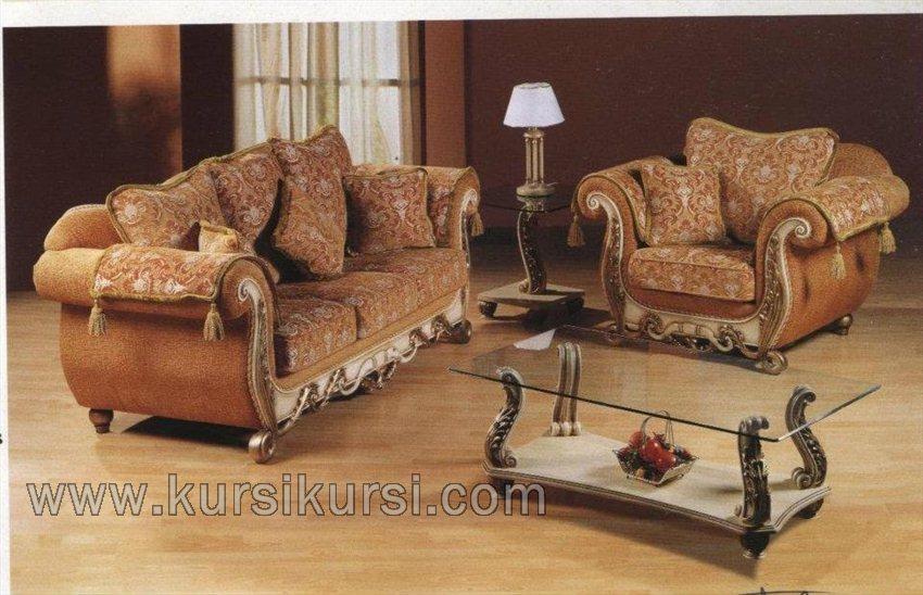 Model Sofa Modern Ukir Set Kursi Tamu Jepara