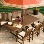 Modern Furniture Jepara Set Kayu Jati Busa Kode ( KKS 895 )