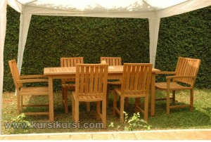 Modern Furniture Set Kursi Taman Garden Jepara