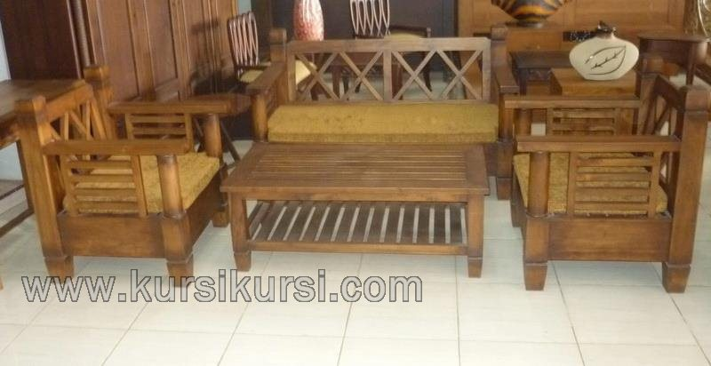 Modern Furniture Set Kursi Tamu Minimalis