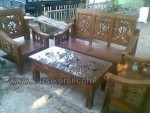 Natural Furniture Set Kursi Tamu Jepara Kode ( KKS 629 )