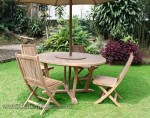 Outdoor Furniture Set Kursi Taman Kayu Jati Jepara Kode ( KKS 897 )