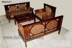 Pilihan Furniture Set Kursi Tamu Busa Jok Kode ( KKS 633 )