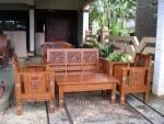 Pilihan Set Kursi Tamu Ukir Kayu Jepara Kode ( KKS 638 )