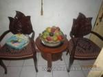 Pilihan Set Kursi Teras Daun Kayu Jati Jepara Kode ( KKS 935 )