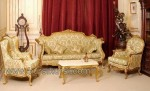 Produsen Furniture Set Sofa Tamu Jepara Kode ( KKS 640 )