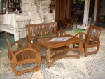 Sedan Furniture Kayu Jati Minimalis Kode ( KKS 650 )