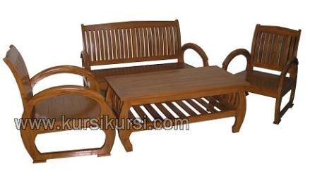 Sedang Furniture Set Kursi Tamu Minimalis