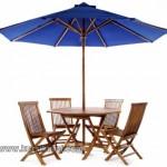 Set Kursi Taman Meja Payung Furniture Jepara