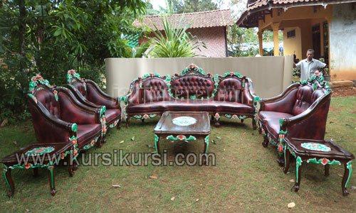 Set Kursi Tamu Ganesha Jumbo