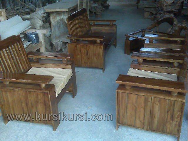 Set Kursi Tamu Minimalis Bagong