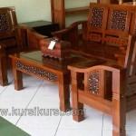 Set Kursi Tamu Minimalis Jokowi Salak Muda