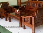 Set Kursi Tamu Minimalis Jokowi Salak Muda Kode ( KKS 700 )