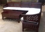 Set Kursi Tamu Sudut Minimalis Kepang Ready Stock Kode ( KKS 765 )