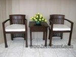 Set Kursi Teras Robot Furniture Kode ( KKS 959 )