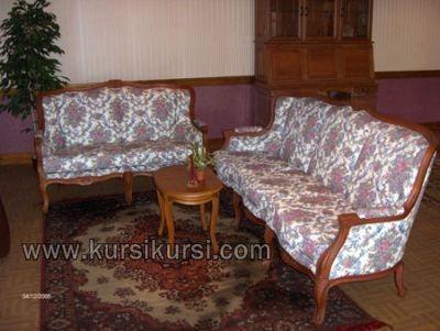 Set Sofa Jepara Kursi Tamu Busa