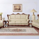 Set Sofa Kursi Tamu Kayu Furniture Jepara