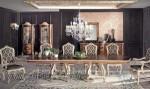 Dining Set Meeting Kursi Makan Ukir Sofa Kode ( KKS 066 )