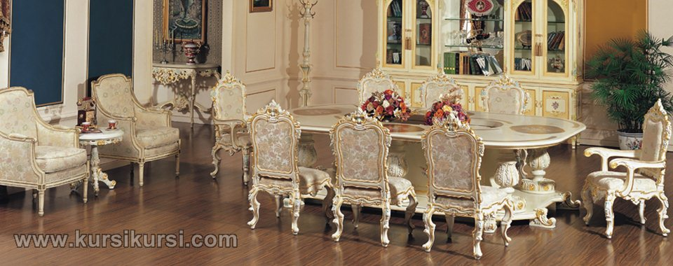 Furniture Duco Set Ruang Makan Jepara