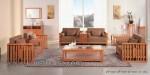 Furniture Kayu Modern Set Kursi Tamu Minimalis Jati Kode ( KKS 072 )
