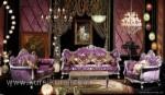 Furniture Mewah Sofa Tamu Eropa France Kode ( KKS 079 )